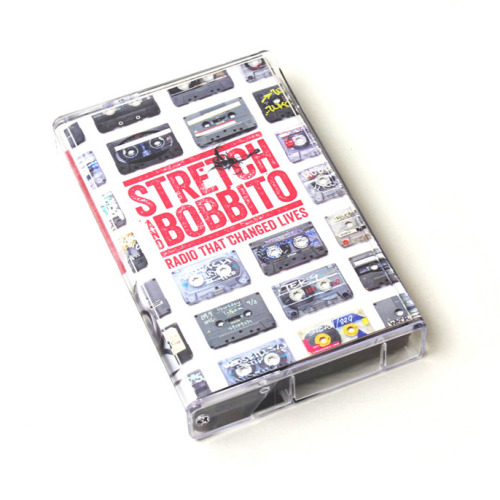 "Copertă casetă ""Stretch and Bobbito Radio Show"" 03/02/95"