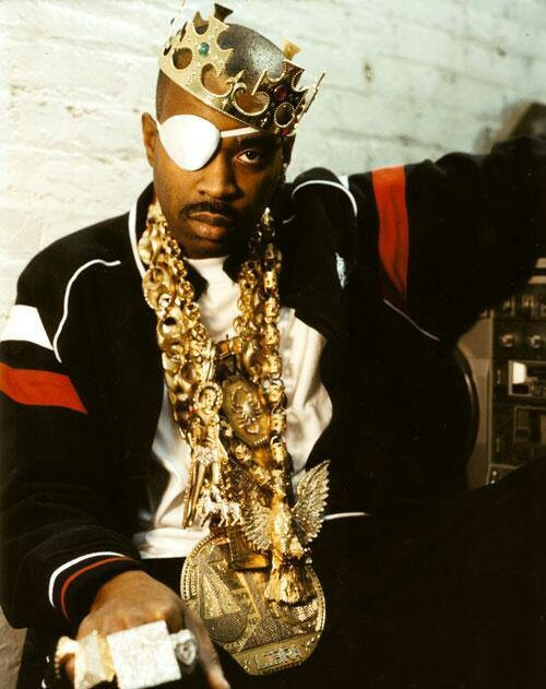 Slick Rick alias MC Ricky D, Ricky Dee sau Rick The Ruler