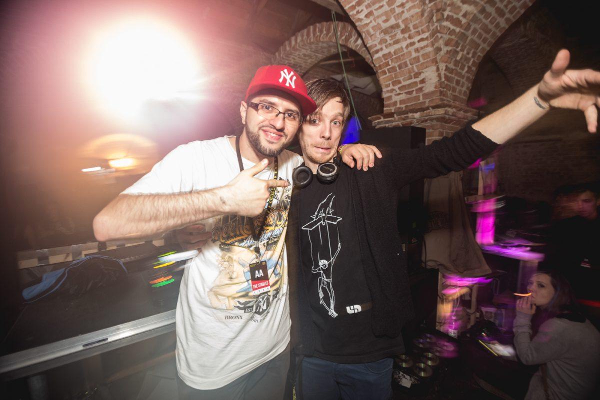 DJ Klaus EB, Detour - Electric Castle 2015 (The Stables)